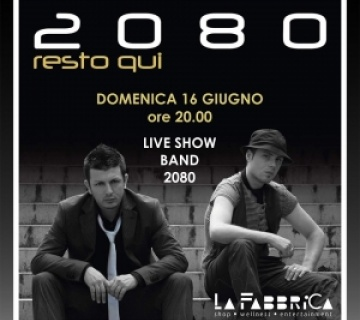 2080 - Live Show Band