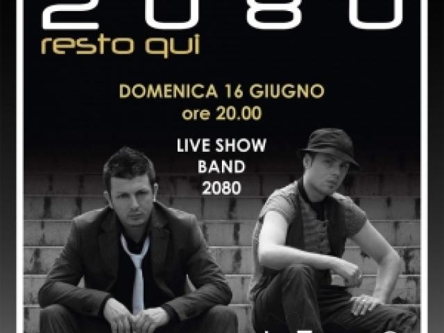 2080 - Live Show Band
